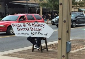 Temecula Barrel Decor