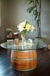 Temecula barrel table