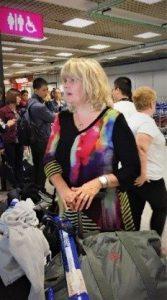 Vicki Scroppo. Admin Manager, Hello Italy Tours