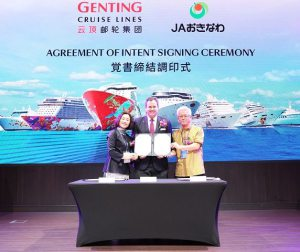 Genting Cruise Lines introducing exceptional Okinawan gastronomic experience at sea