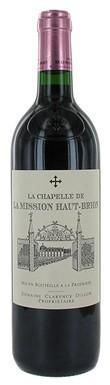 Château La Mission Haut-Brion, Pessac-Léognan, Cru Classé de