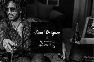 Dom Pérignon to collaborate with rockstar Lenny Kravitz