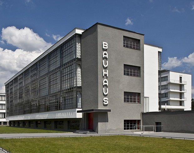 Eat and drink the Bauhaus way