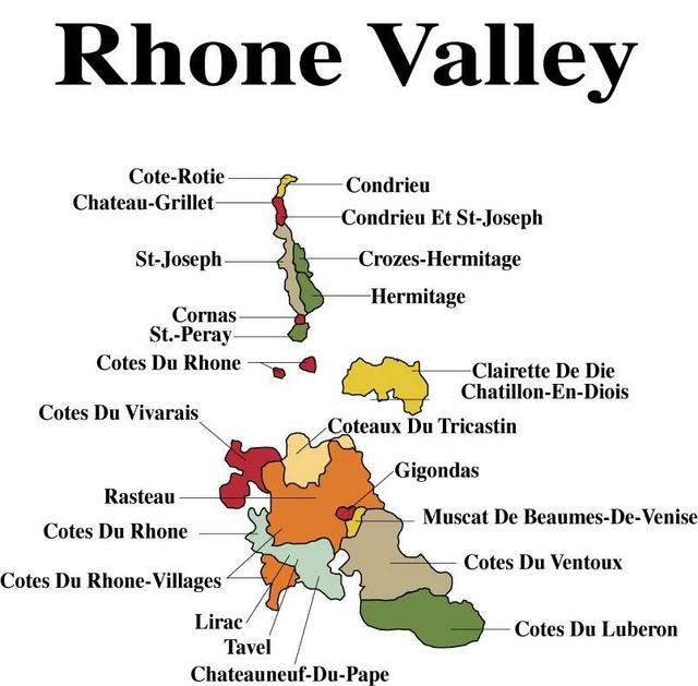 Wines from Cotes du Rhone: When Bigger is Better