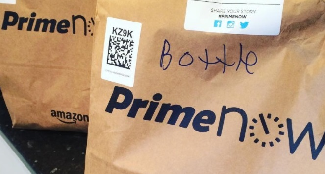 Wine from Amazon delivered to your door: Next stop San Francisco
