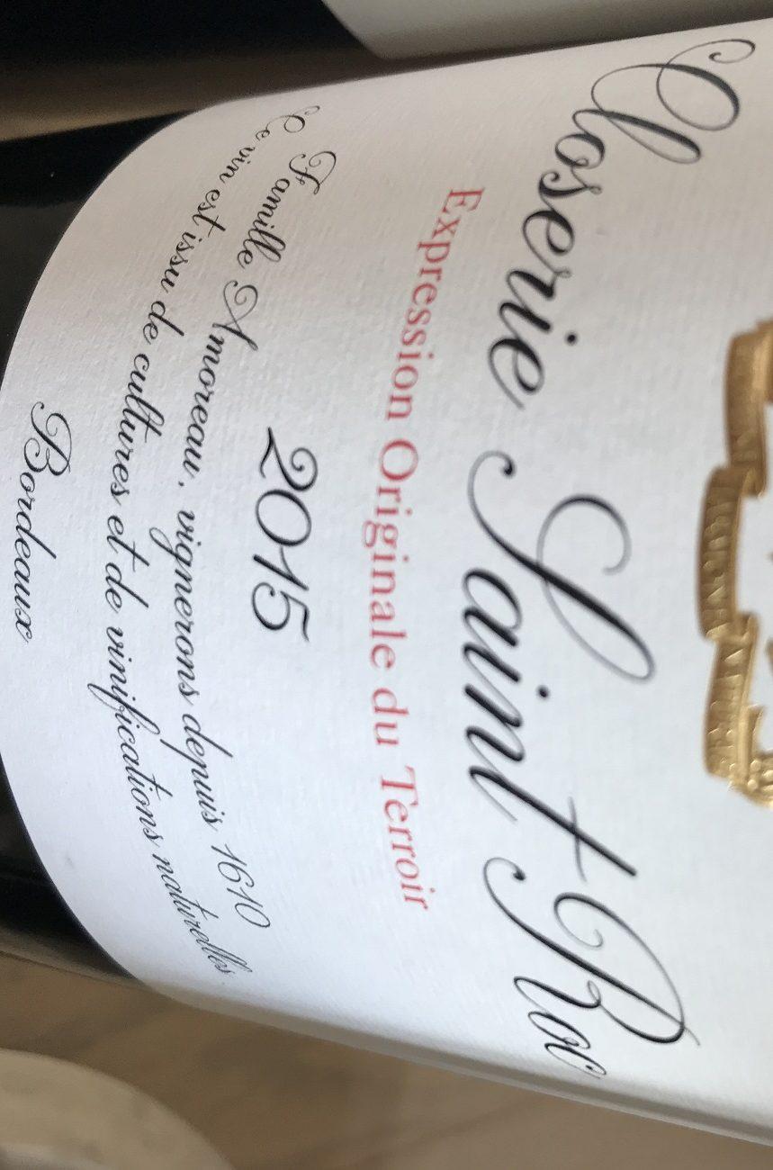 Closerie Saint Roc: A new cult wine in Bordeaux?
