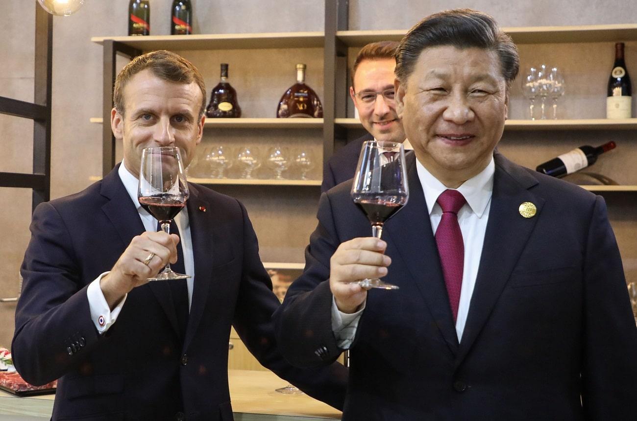 Macron offers Xi Jinping rare Romanée-Conti wine over dinner
