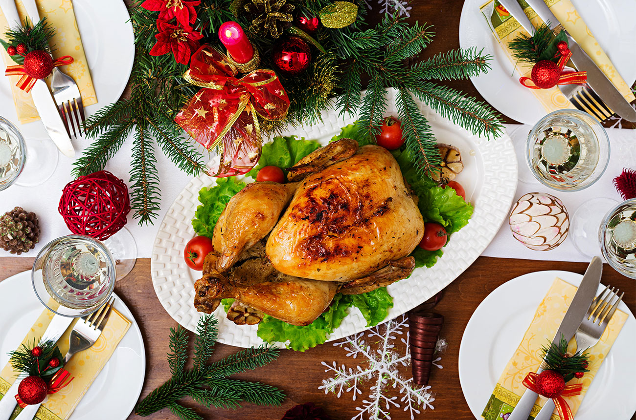 What the Decanter team are eating and drinking this Christmas