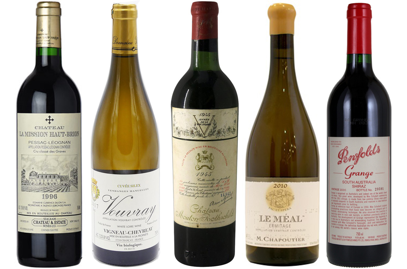 Jane Anson's top fine wines of 2019