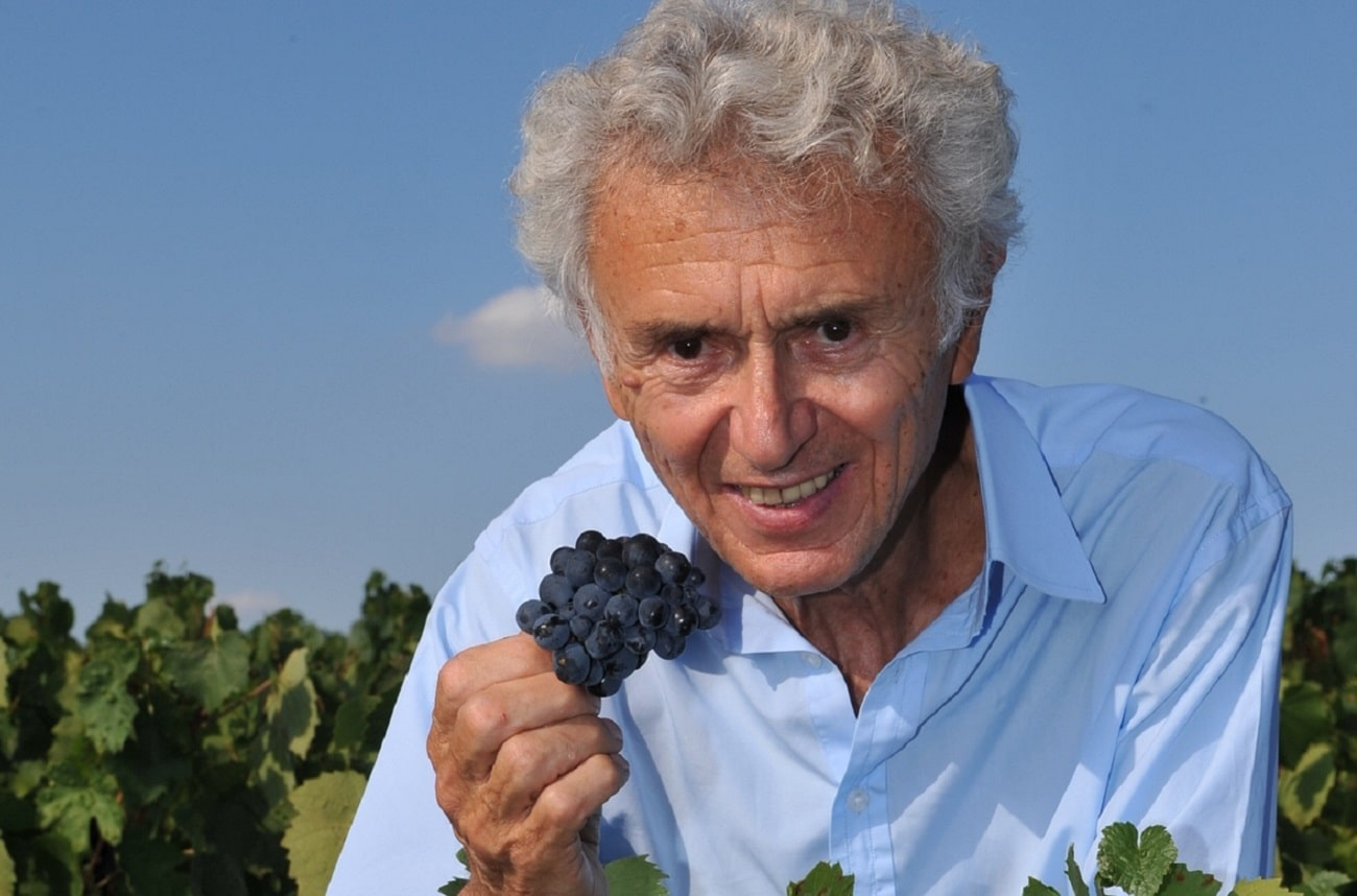 Beaujolais wine 'Pope' Georges Duboeuf dies
