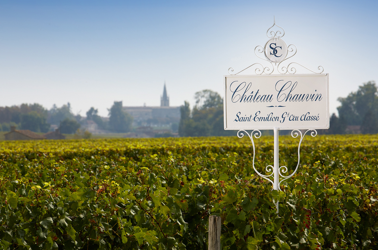 Anson: Tasting St-Emilion's Château Chauvin back to 1998
