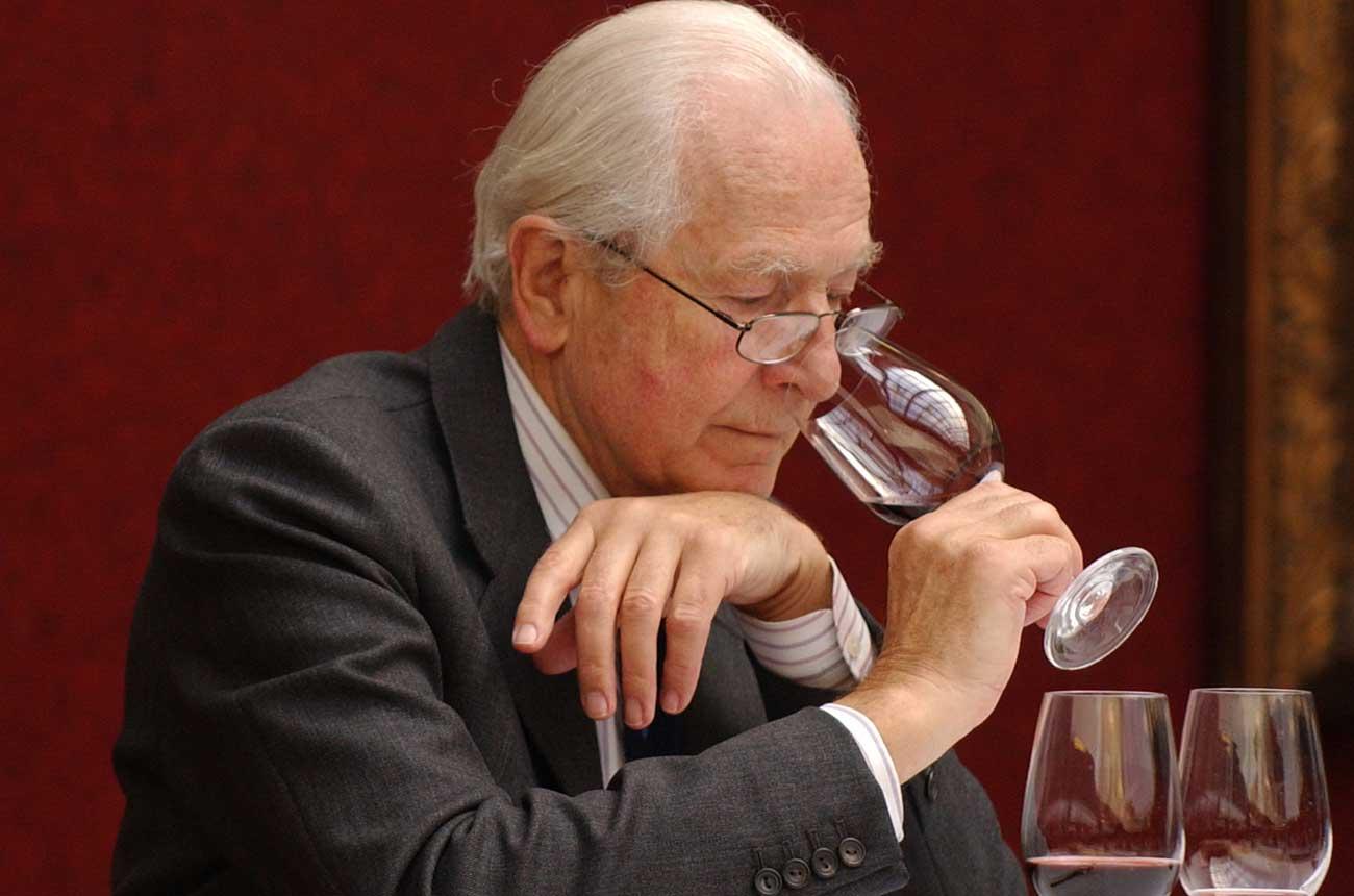 Wine world great Michael Broadbent MW dies