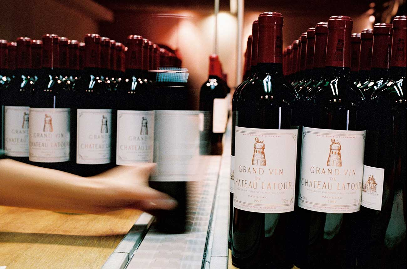 Napa to Pauillac: Tasting new releases from Château Latour owner Artemis