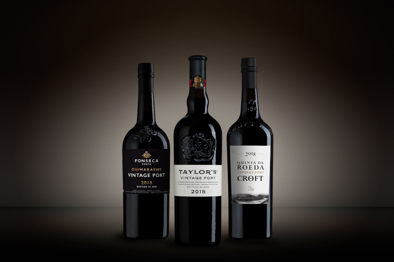 Port 2018 vintage declared for a rare third consecutive year