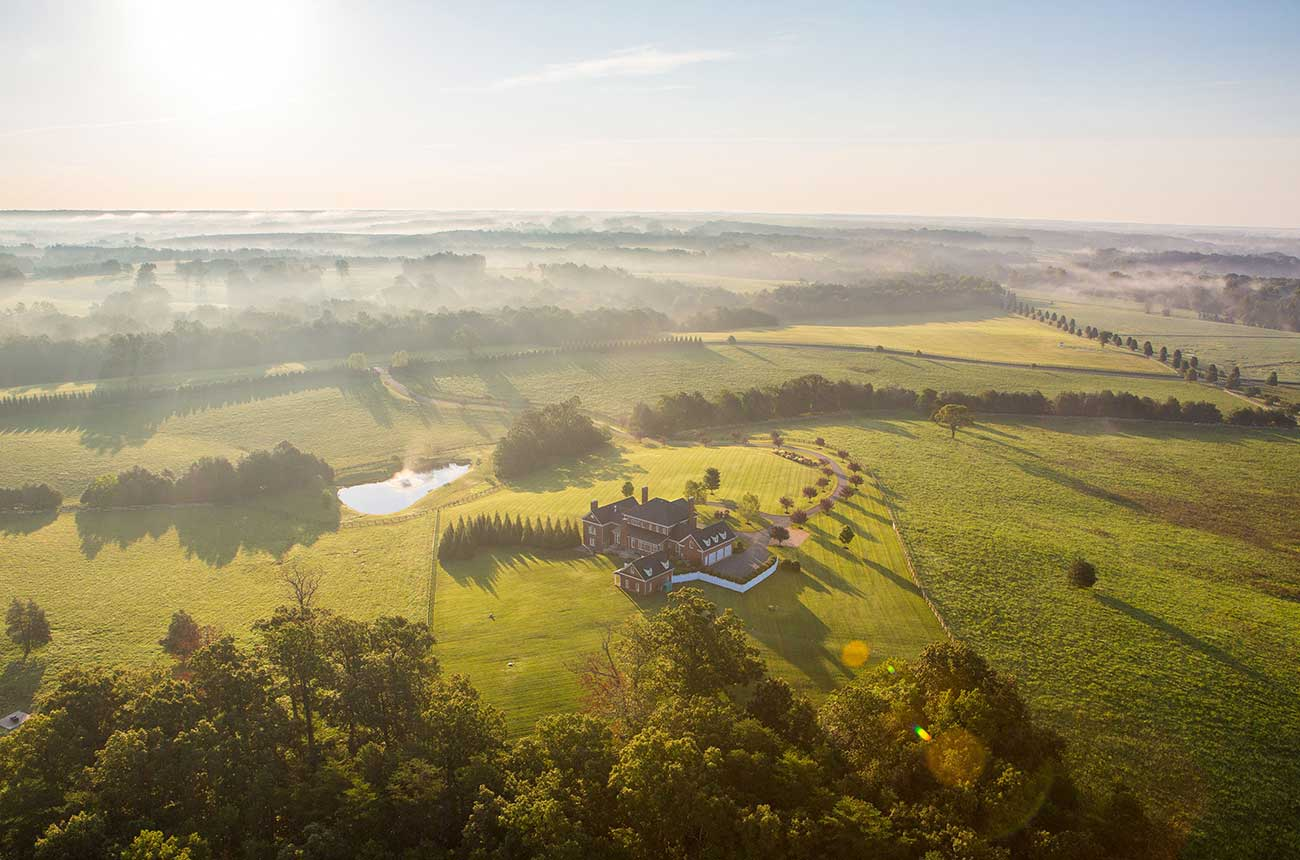 Vast Virginia wine country estate on sale for $75m