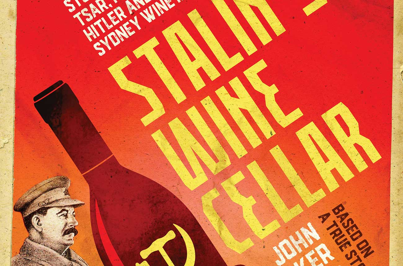New book tells of hunt for 'Stalin's wine cellar'