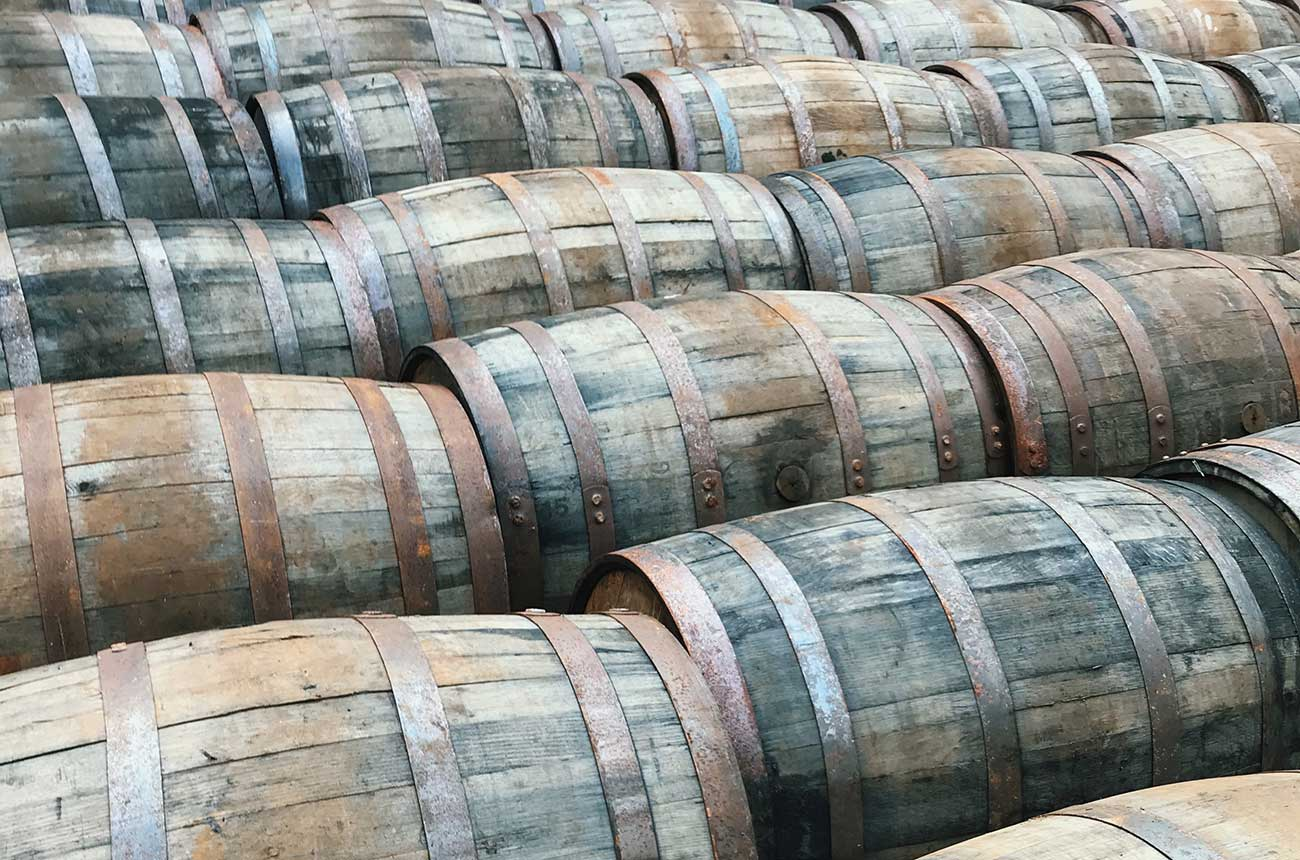 US start-up makes aged spirits in 'days not years'