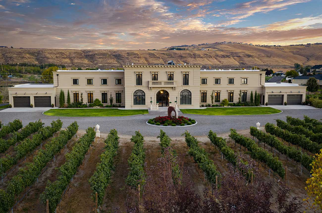 Property: Washington State wine villa goes on sale for $3.75m