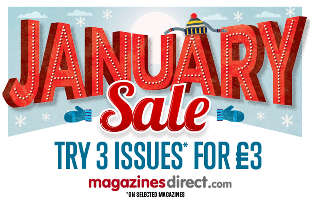Subscribe to Decanter in our January sale
