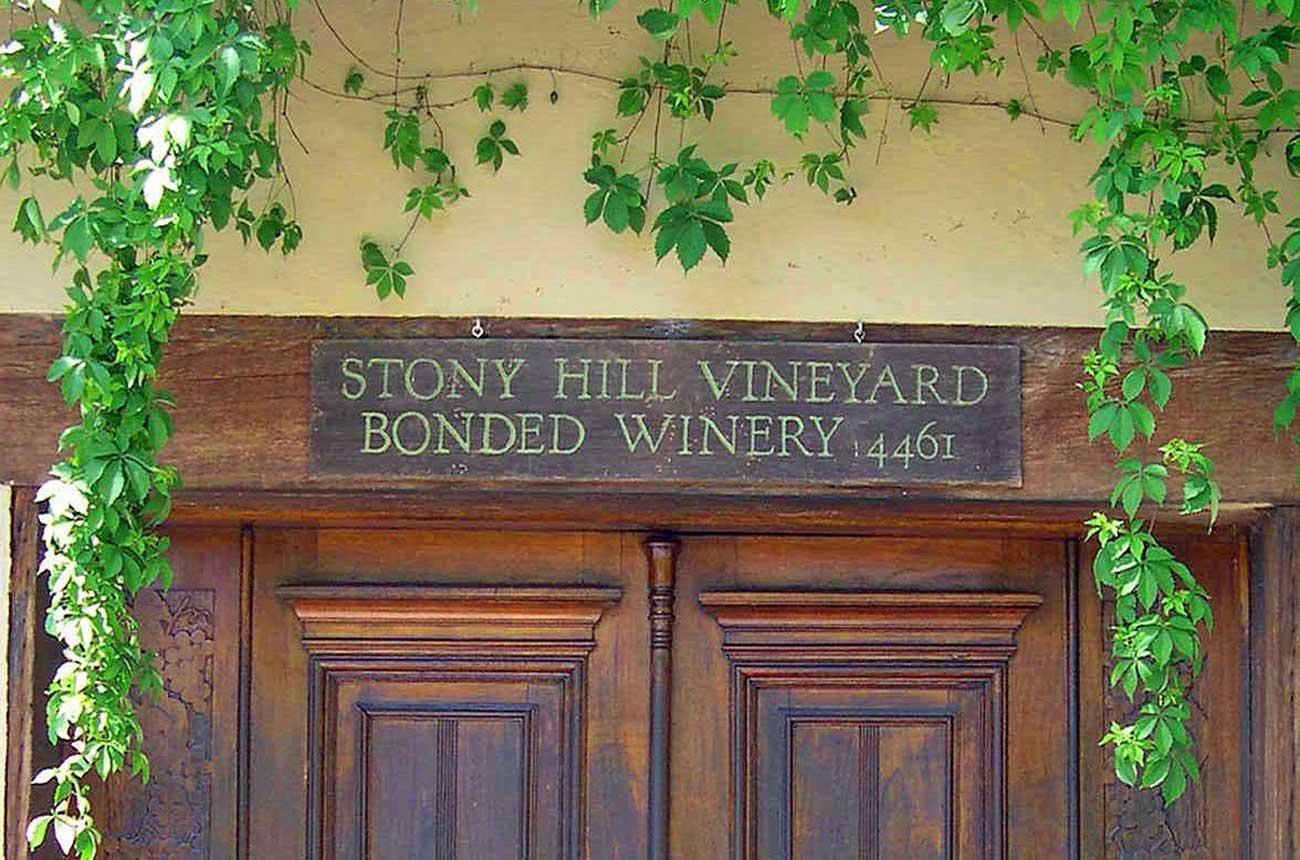Historic Napa winery Stony Hill sold to Heitz Cellar owner