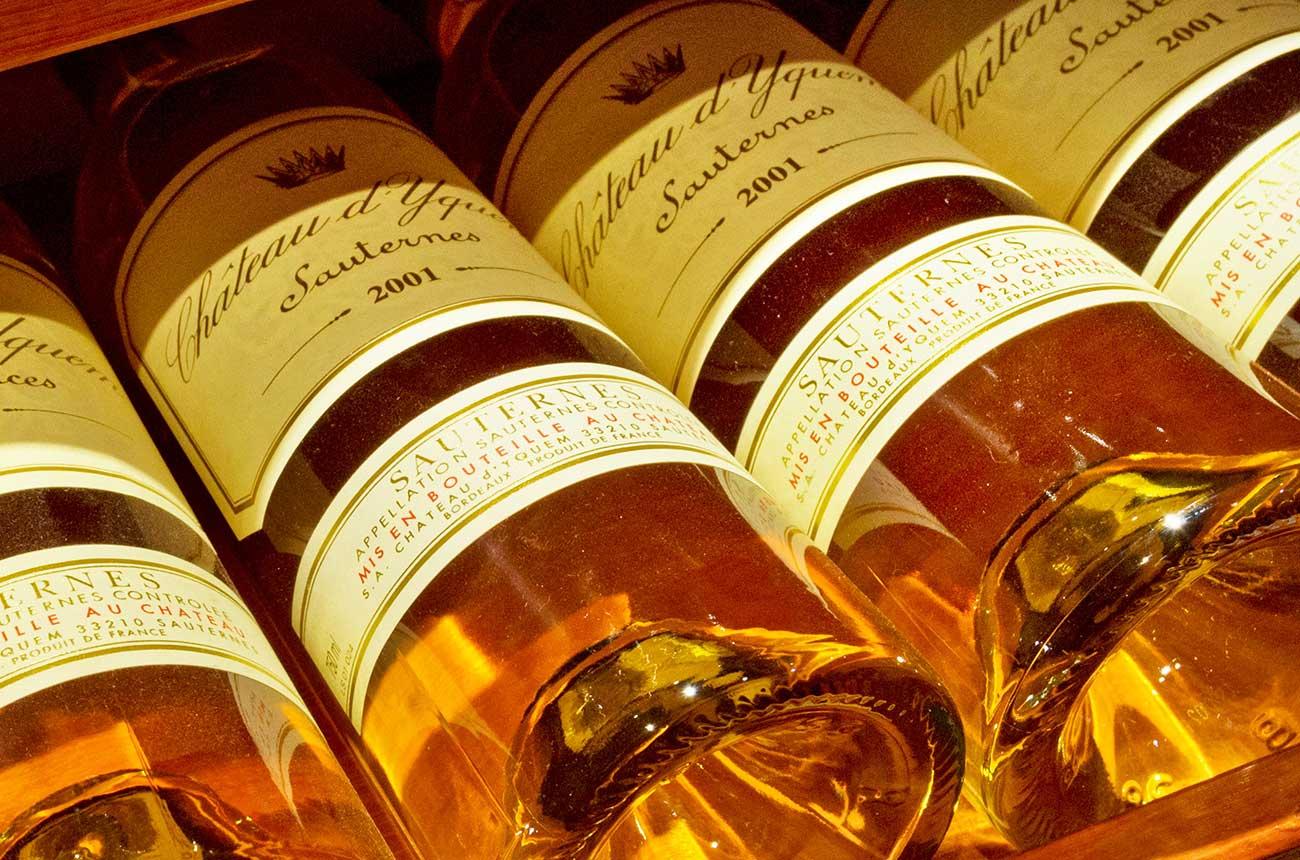 Anson: Tasting the celebrated Sauternes 2001 vintage