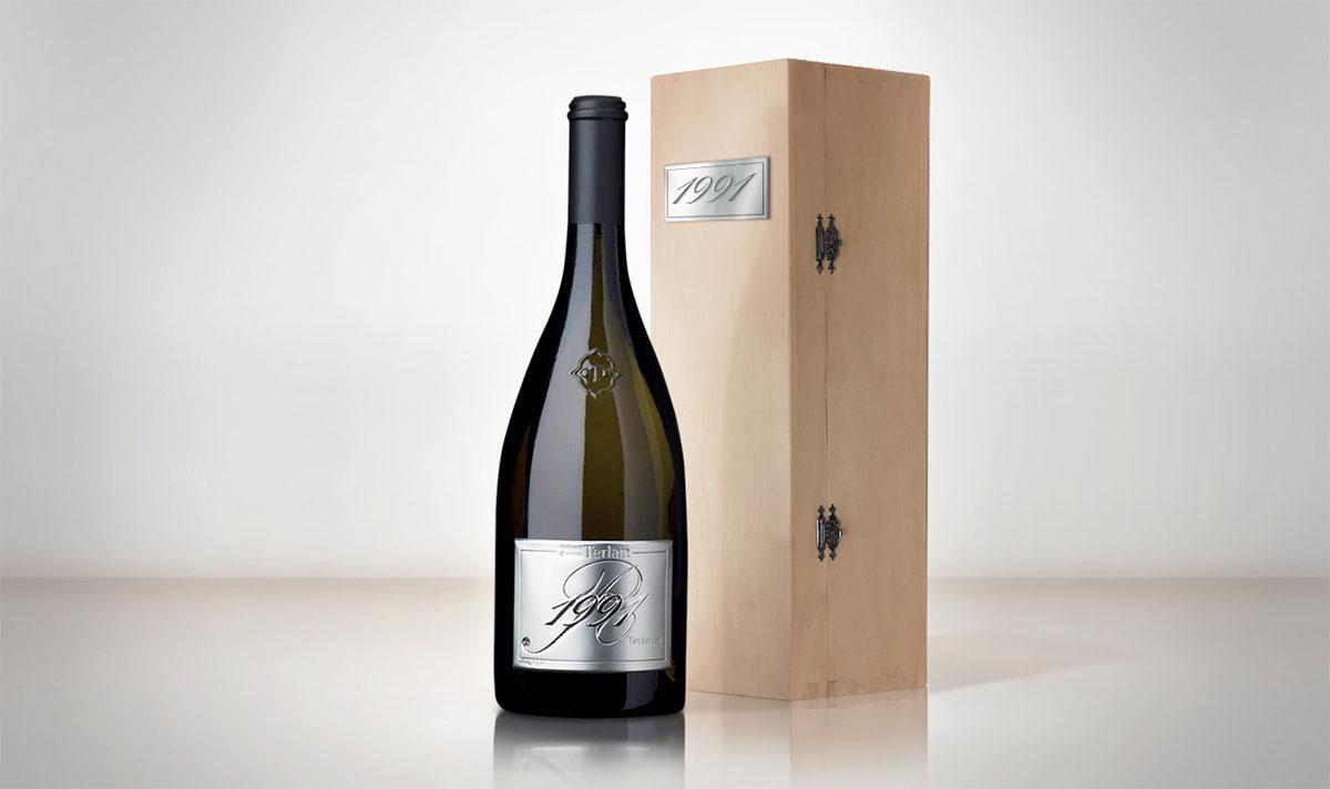 Terlaner Rarity 1991 - Un vino invecchiato 25 anni
