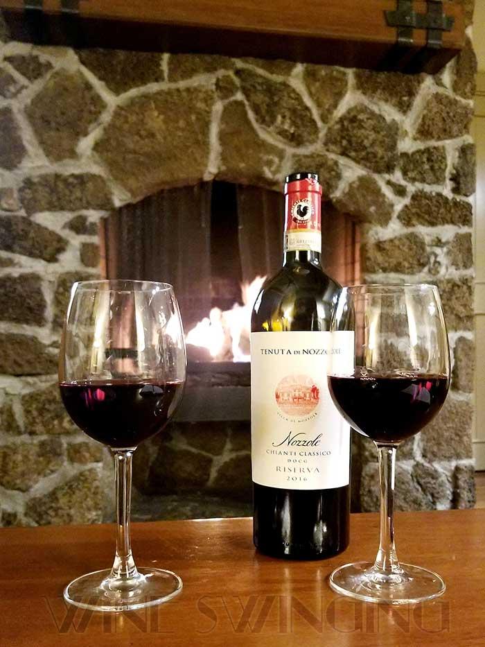 2016 Tenuta di Nozzole Chianti Classico Riserva - Wine Swinging