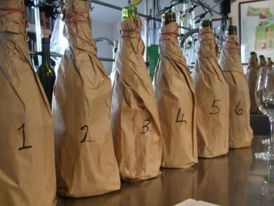 Image result for blind wine tasting