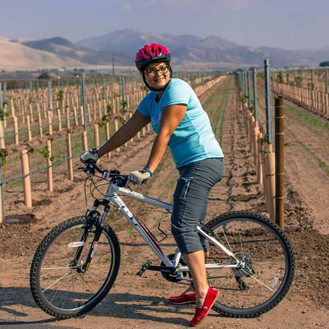 bike tours in santa ynez