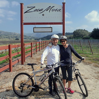 bike wine tour