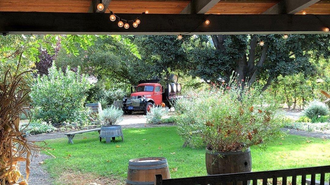 Beautiful Winery Landscapes