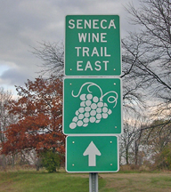 Visit the wine trails in the Finger Lakes region