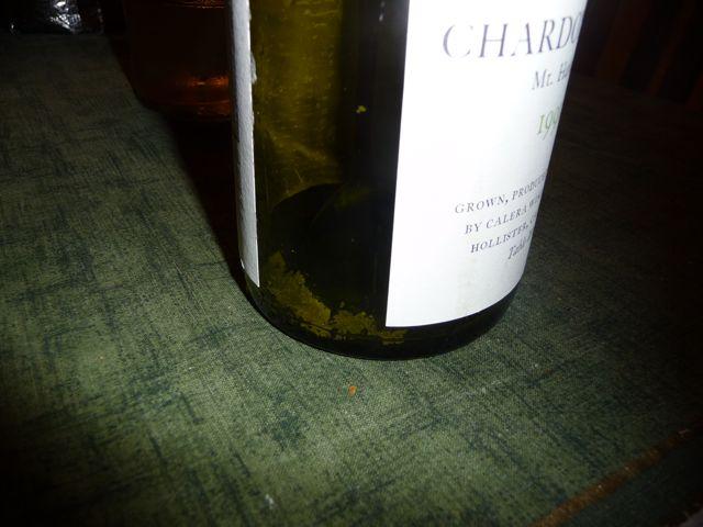 1991 Calera Mt Harlan Chardonnay