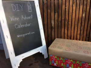11 Easy Steps to Make Your Own Wine Advent Calendar