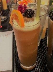 Tiki Cocktails at The Wine Bin