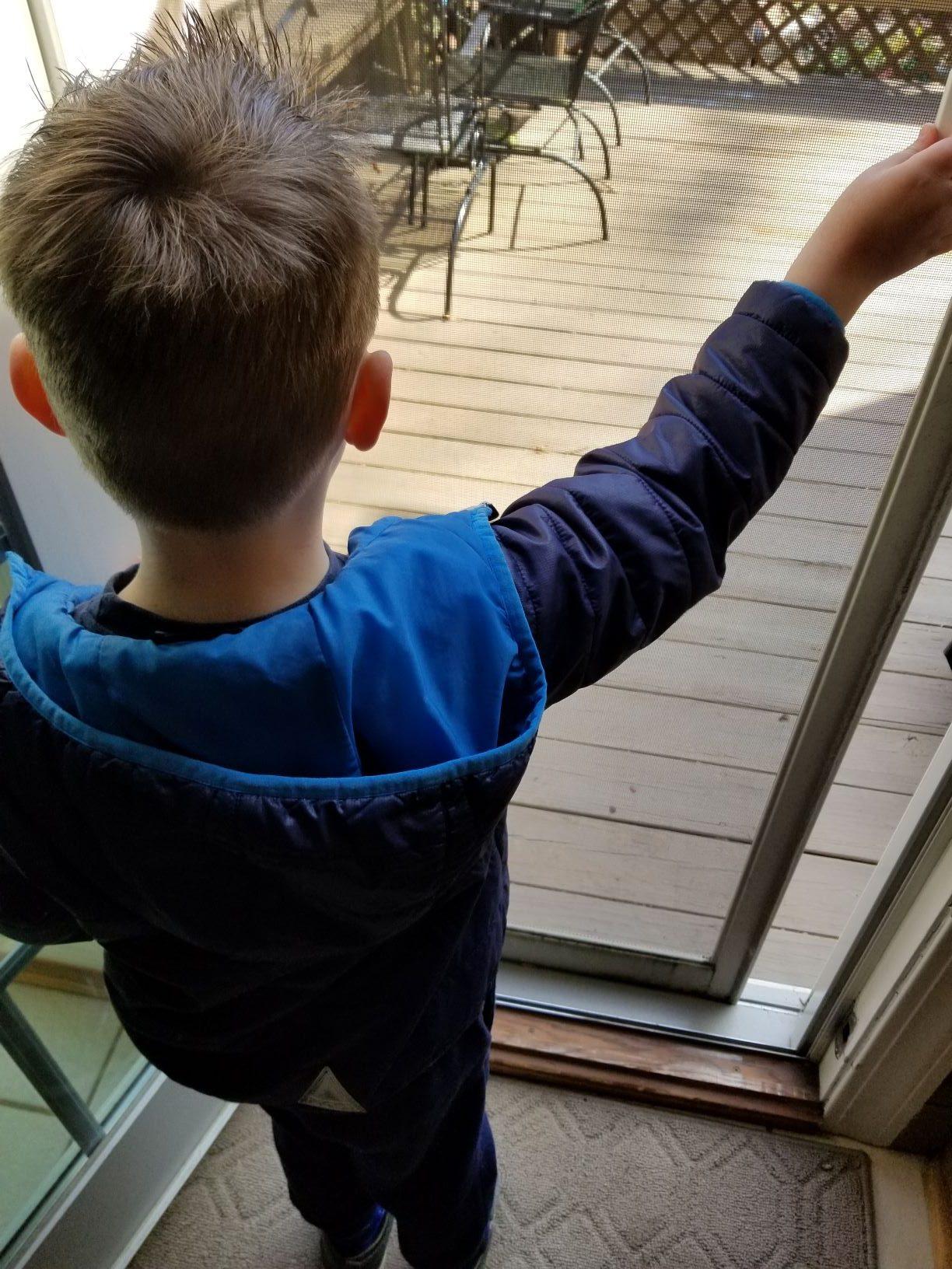 Letting Go of the Baby: Kindergarten Registration