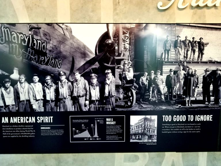 Sagamore Spirit Distillery Sign 3