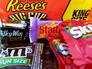 Halloween Candy Favorites: The Little Things That Count