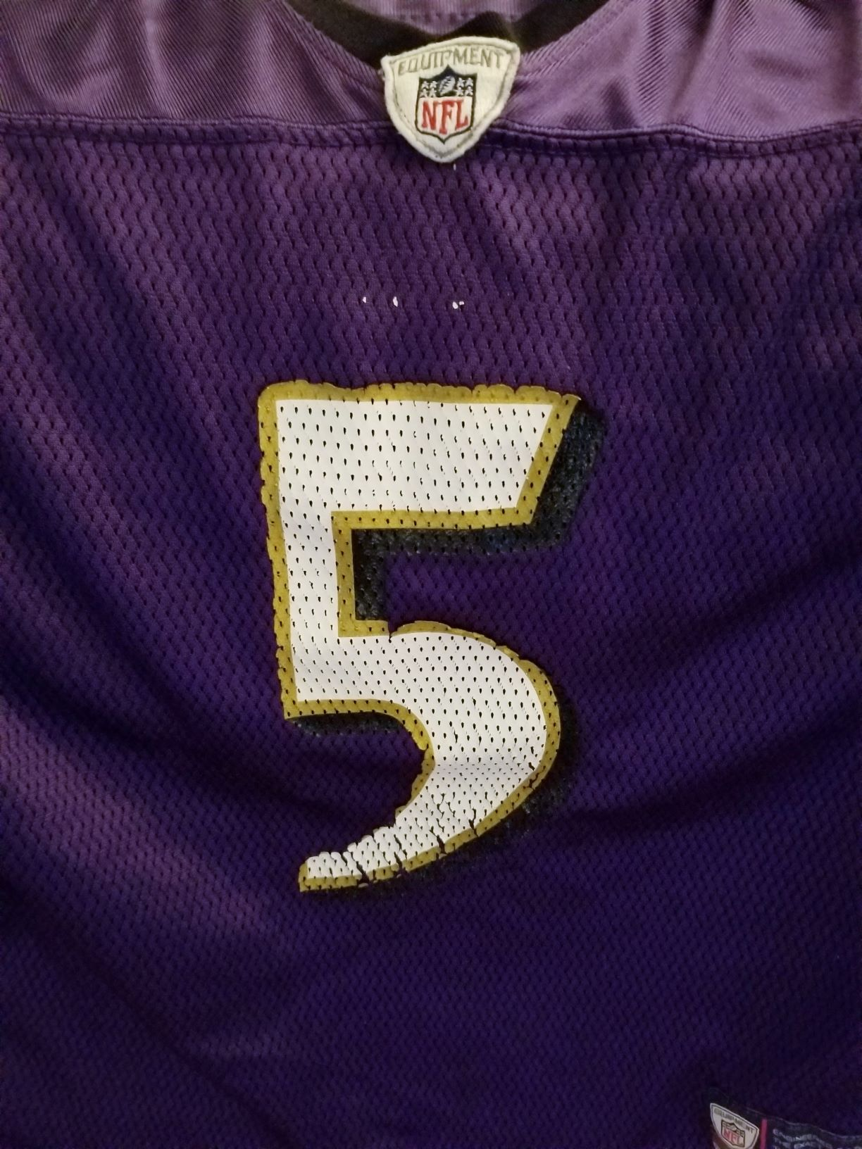 The Ravens Jersey Set to Retire with a Fanatics Upgrade