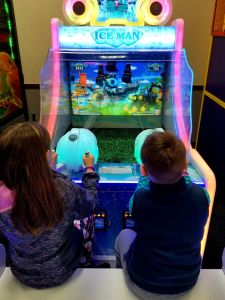 Our Kids Love Chuck E. Cheese