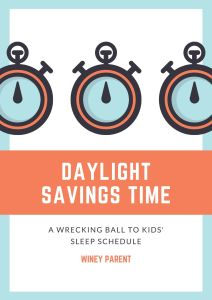 Daylight Saving Time is Wrecking Our Kids