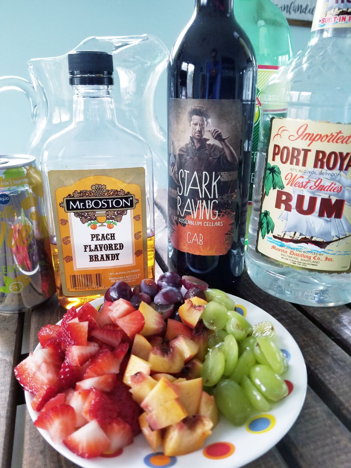 How to Make a Stay Home Sangria Cocktail