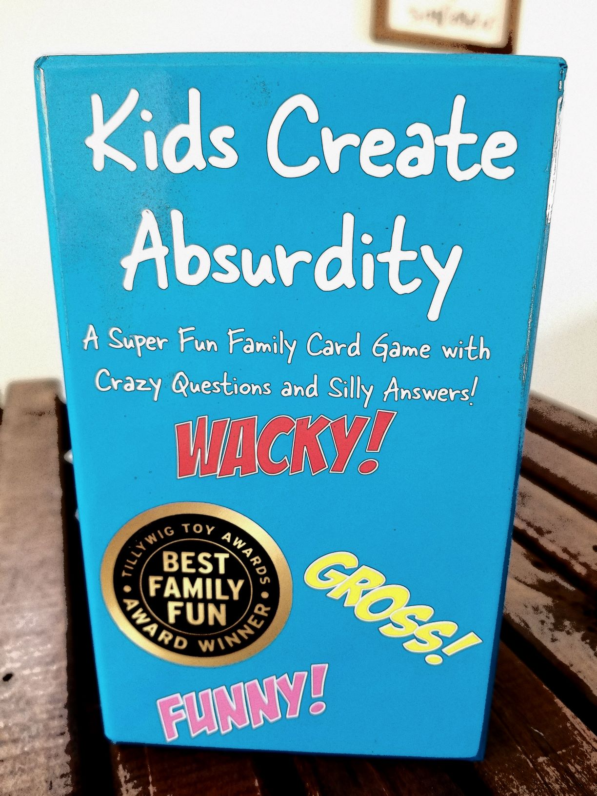 Kids Create Absurdity Game Review
