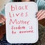 Black Lives Matter: Social Justice by Adelaide