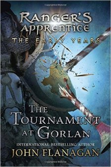 Ranger's Apprentice, the Early Years, #1. This is a prequel series to Ranger's Apprentice.