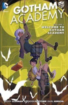 Gotham Academy Vol. 1 -- Gotham City's most prestigious prep school is a very weird place. It's got a spooky campus, oddball teachers, and rich benefactors always dropping by...like that weirdo Bruce Wayne. But nothing is as strange as the students.