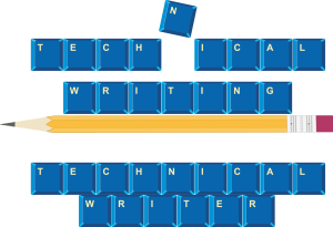Keyboard Letters - Technical Writing and Technical Writer