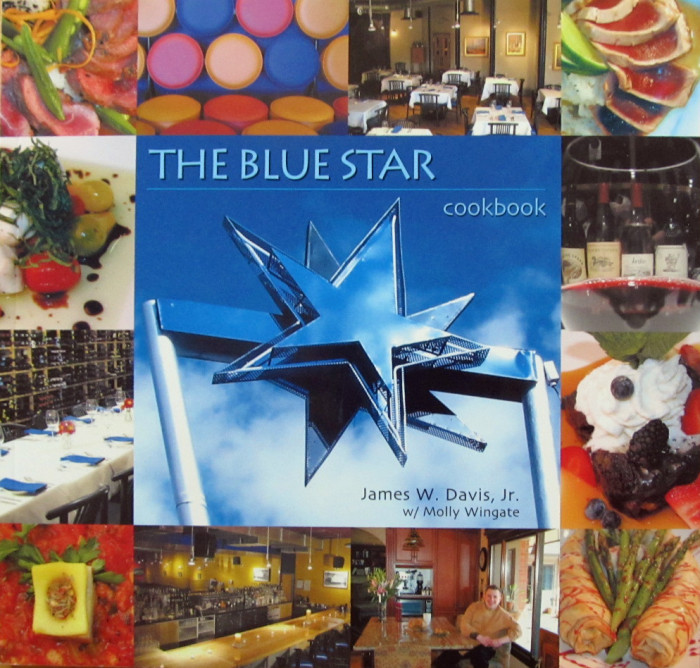 The Blue Star Cookbook: Try This at Home