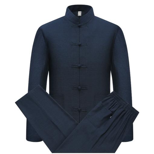 Kung Fu Uniform Blue