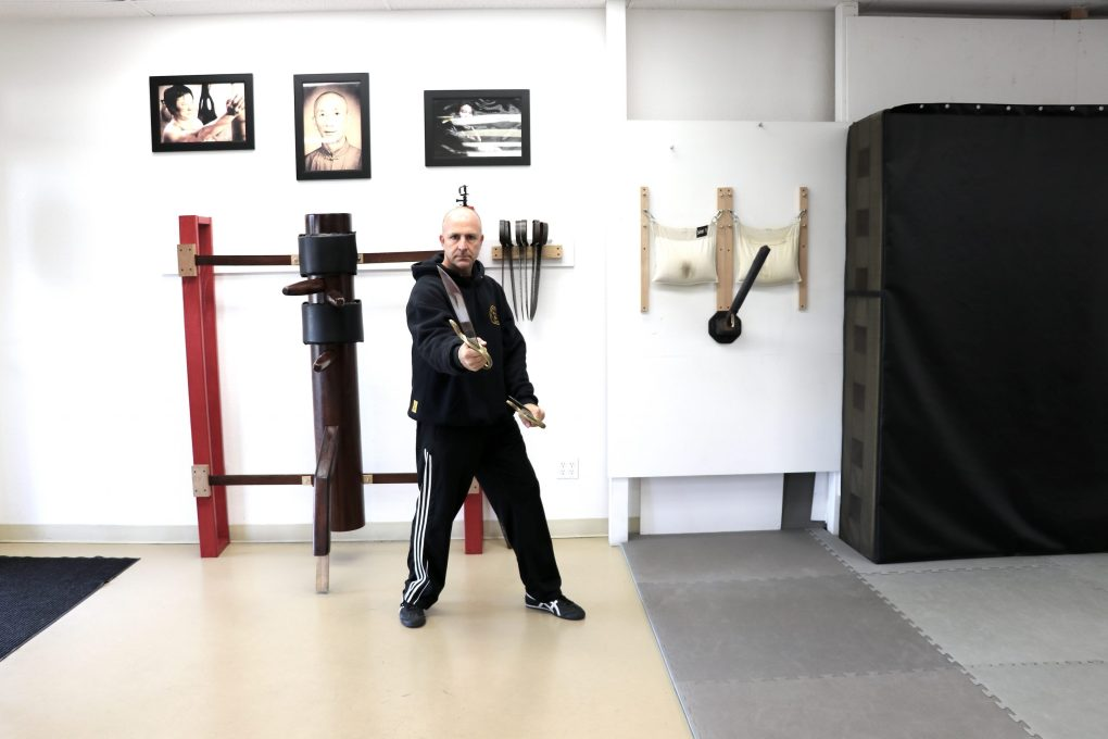 Wing Chun Elbow
